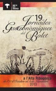 Jornadas Gastronómicas del Bolet