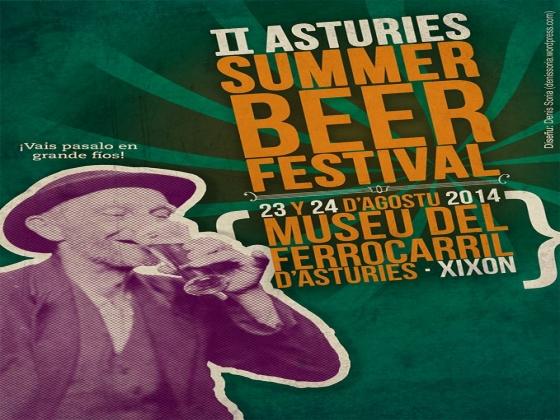 festival summer beer gijón