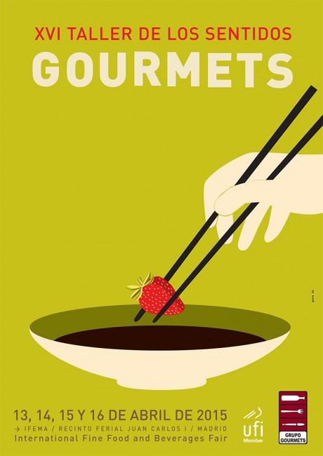 El Salón de Gourmets lucirá un año más lo mejor de la gastronomía gourmet del 13 al 16 de...