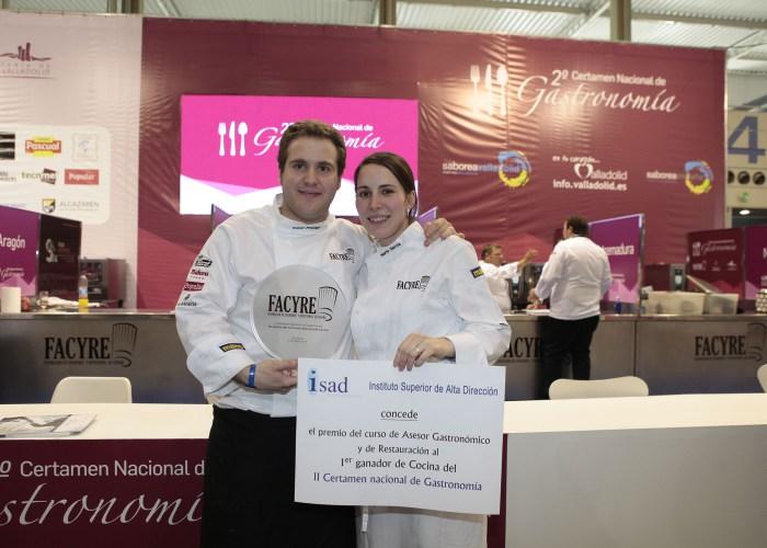 ganador certamen nacional de gastronomia