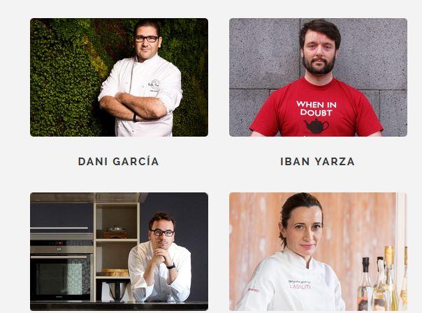 Hasta el 10 de mayo se realizarán toda clase de actividades gastronómicas de la mano de cocineros de prestigio...