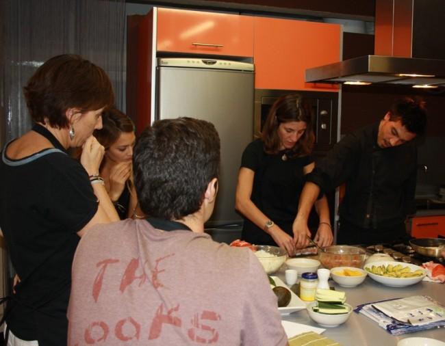 curso cocina japonesa