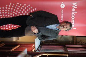 Adrian Valeriano_vicepresidente de ventas globales de OpenTable