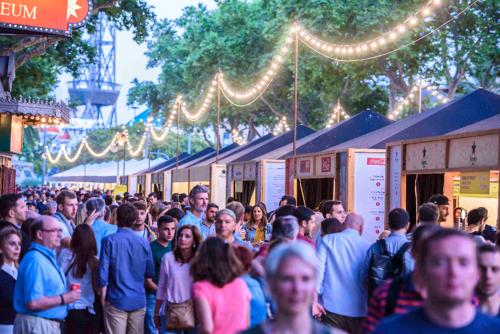 Del 7 al 10 de junio, La Rambla, el paseo más popular de Barcelona, se convierte en un festival...