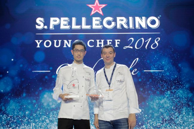 Facebook Twitter Google+ LinkedIn El pasado domingo 13 de mayo se celebró la final de S.Pellegrino Young Chef, un...