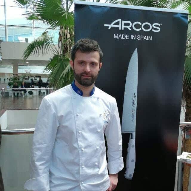 Javier Fuster, el chef de la Sierra como le apodan cariñosamente en el mundo de la gastronomía, va a...