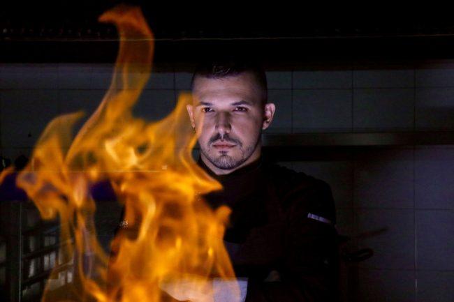 El cocinero del restaurante Osmosis de Barcelona, Raúl Roig Sanmartin competirá junto con 11 chefs más, procedentes de distintos...